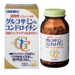 オリヒロ・グルコサミン&コンドロイチン