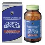オリヒロ・グルコサミン&ヒアルロン酸