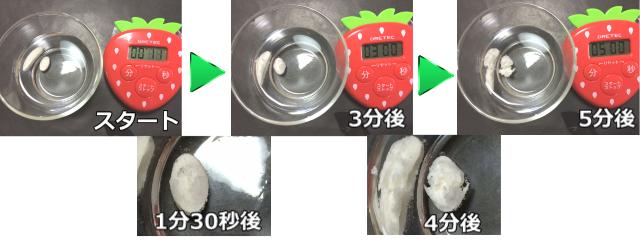 大塚製薬_溶け方